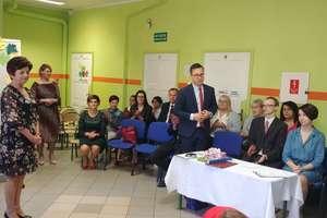 Ślubowanie pierwszoklasistów w SSP w Tylicach