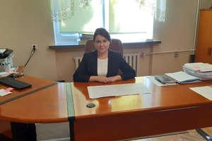 Izabela Zięba jest nowym dyrektorem Zespołu Szkół Rolniczych w Kisielicach