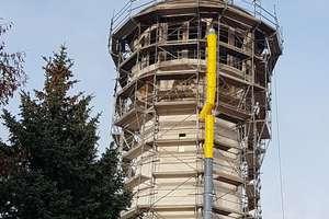 Wieża ciśnień stanie się siedzibą stowarzyszeń