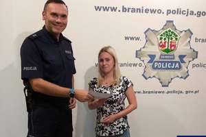 Dzięki szybkiej reakcji policjantów odzyskała blisko 5 tys. złotych