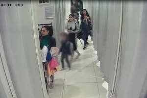 Policja szuka kobiet kradnących ubrania. Publikujemy wizerunki podejrzewanych [ZDJĘCIA]