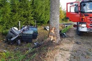 Śmiertelny wypadek na trasie Rodnowo — Tolko. Nie żyje 24-latek