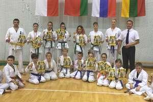 Kolejne sukcesy oleckich karateków