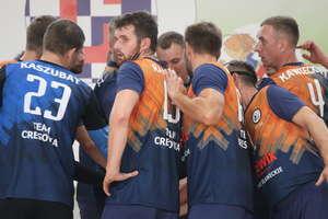 III liga siatkarzy. Pierwszy w tym sezonie wyjazd Teamu Cresovia zakończył się...