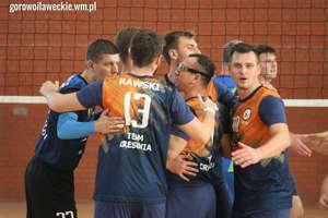 III liga siatkarzy. Team Cresovia wciąż w formie! Kolejne zwycięstwo naszej drużyny