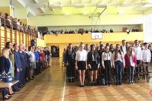Zespół Szkół Ekonomicznych w Olsztynie obchodzi Dzień Edukacji Narodowej