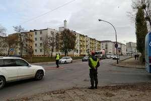 Szczyt komunikacyjny daje się we znaki kierowcom w Olsztynie