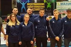 Kurzętniccy zawodnicy na międzynarodowym turnieju w Nidzicy