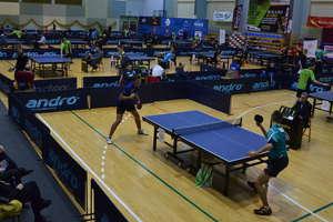 W sobotę amatorskie mistrzostwa Ostródy w ping-pongu, trwają zapisy
