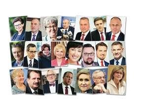 Wybory 2019. Na kogo najchętniej głosowali mieszkańcy Warmii i Mazur?