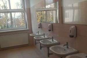 Modernizacja sanitariatów w Jagiellonce