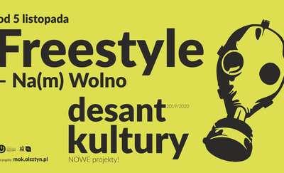 Freestyle - desant kultury 2019