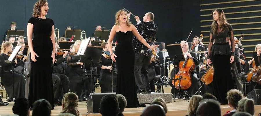 Występ Sopranissimo w czasie Koncertu Maltańskiego