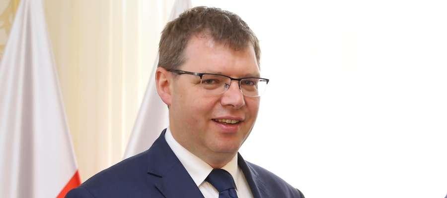 Wojewoda Artur Chojecki