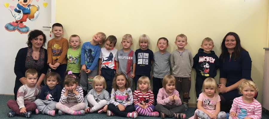 Dzieci z przedszkola Poziomka opowiadały o swoich zwierzętach