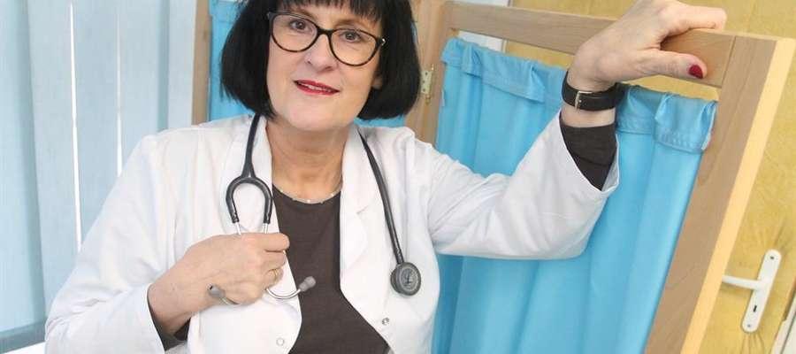 Maria Ołdziejewska: Coraz więcej pacjentów odmawia wykonania testu