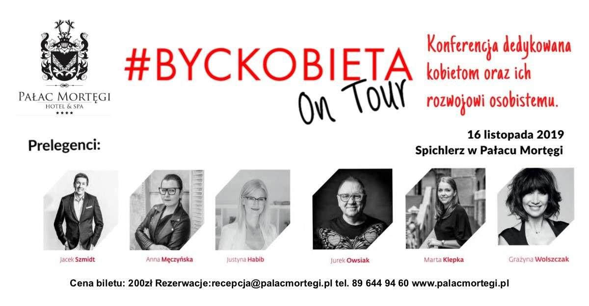 BYĆ KOBIETĄ On Tour  - full image