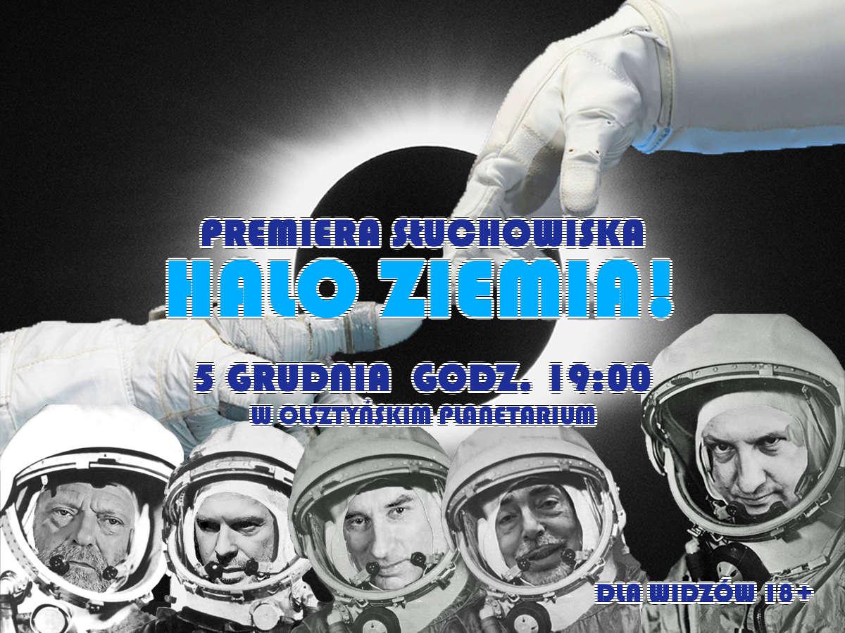Premiera słuchowiska Halo Ziemia - full image