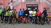 Ojczyznę kochać trzeba i szanować... Niezwykła inicjatywa rowerzystów z Iławy!