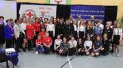 Młodzież czerwonokrzyska uczciła 100-lecie powstania PCK na Ziemi Nowomiejskiej
