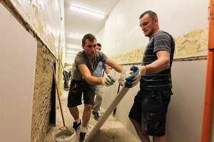 Rodzice z Olsztyna własnymi rękami ratują przedszkole [ZDJĘCIA]