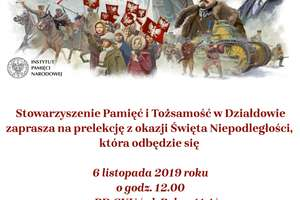 """""""W imię Niepodległej. Sprawa polska w latach 1914-1921""""."""
