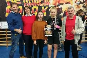 I Otwarte Mistrzostwa Warmii i Mazur w Kickboxingu
