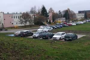 Parking jaki jest, każdy widzi