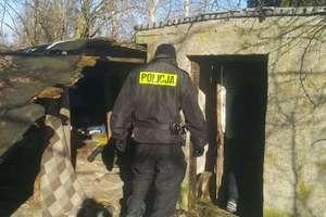 Oleccy policjanci apelują o zwrócenie uwagi na osoby bezdomne