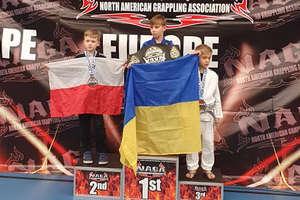 Filip Chełchowski wicemistrzem Europy w brazylijskim jiu jitsu