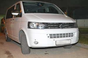 Volkswagen skradziony w Andorze odnaleziony w Bezledach