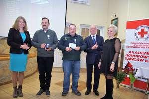 Medale i wyróżnienia podczas akademii honorowych dawców krwi