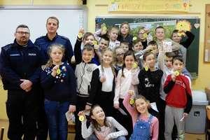 Gołdapscy policjanci wspierają kampanię