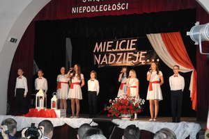 Miejcie nadzieję... Obchody Święta Odzyskania Niepodległości w powiecie nidzickim