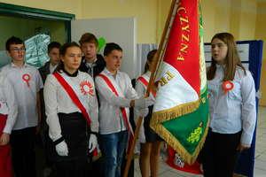 Święto Niepodległości w Szkole Podstawowej w Galinach