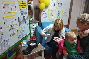 Obchody Światowego Dnia Cukrzycy w przedszkolu integracyjnym