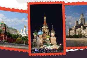 Klub Podróżnika: Józef Sorbian opowie o podróży do Moskwy