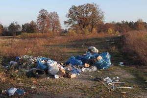 Góra śmieci zniknęła po sygnale od naszego czytelnika