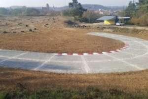 Zrzutka na rozbudowę nowomiejskiego autodromu