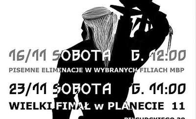 Zanim obejrzysz serial o Wiedźminie, w Olsztynie możesz sprawdzić, ile wiesz o cyklu Sapkowskiego