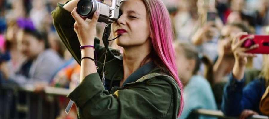 Młodzi fotografowie uwieczniali najważniejsze imprezy