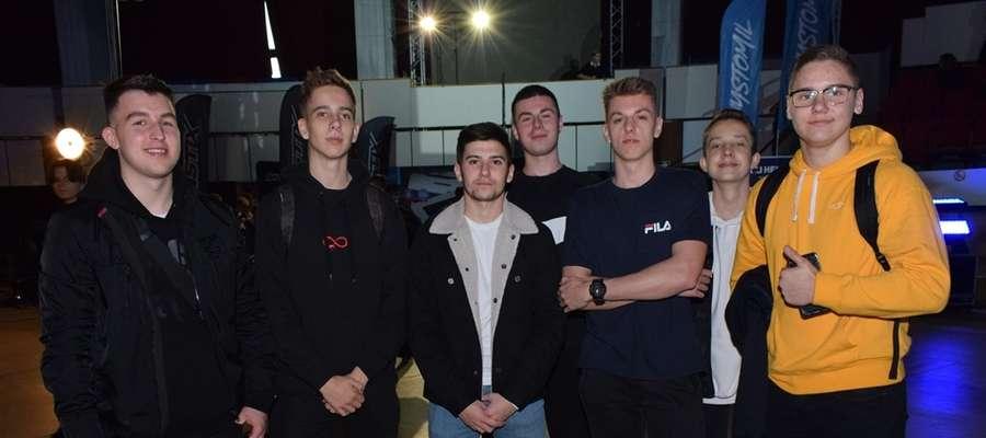 Perła Esport — ta drużyna reprezentowała Budowlankę na Mistrzostwach Warmii i Mazur w E-sporcie