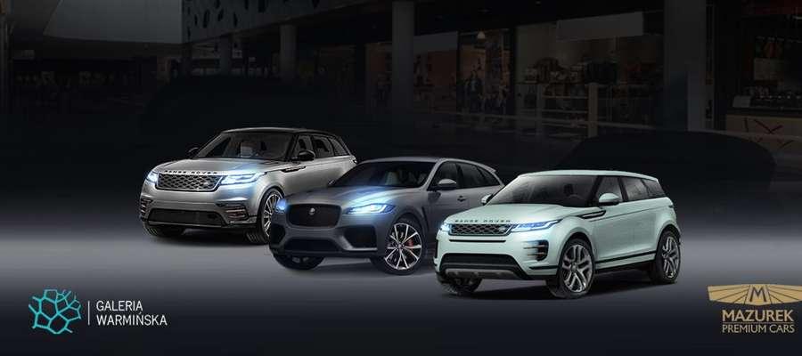 Luksusowe samochody będą wystawione w Galerii Warmińskiej. UWAGA: rabaty nawet do 70 tys. złotych.