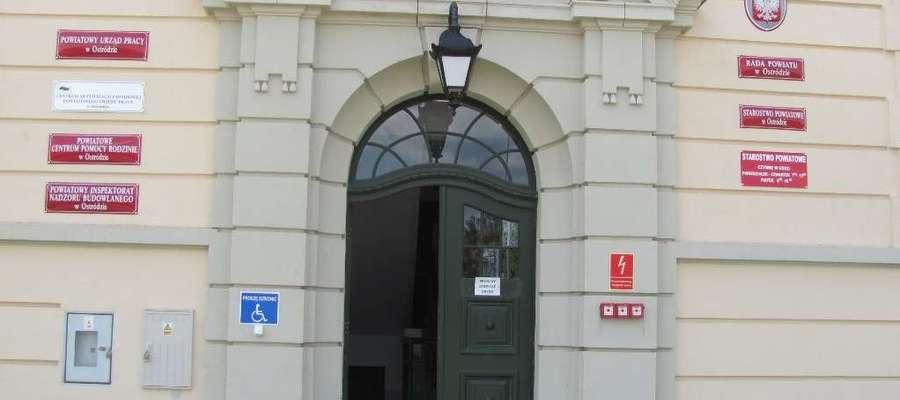 Wyrok w tej sprawie zapadł w Sądzie Rejonowym w Ostródzie