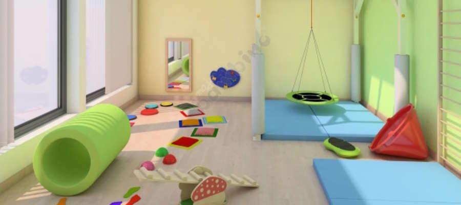 Sala do integracji sensorycznej