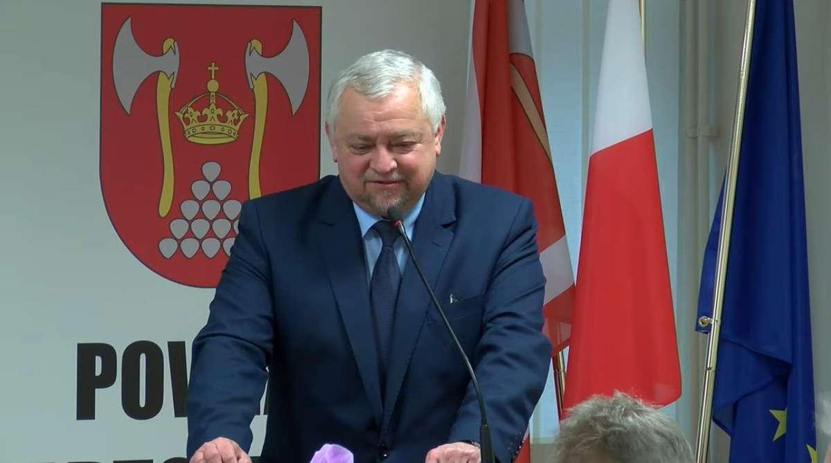 Krzysztof Karólewski odszedł na emeryturę