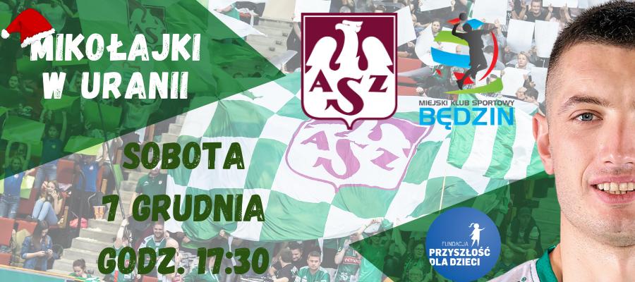 Siatkarze z Olsztyna dołączają do Gwiazdki z przyszłością. Zapraszamy na mecz!