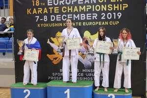 Olecczanki wywalczyły dwa medale w Pucharze Europy Juniorów w Mińsku