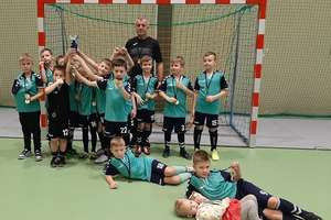 Sukces młodych piłkarzy Dwójki Nidzica