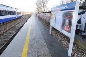 Radny proponuje zmianę nazw przystanków kolejowych [SONDA]